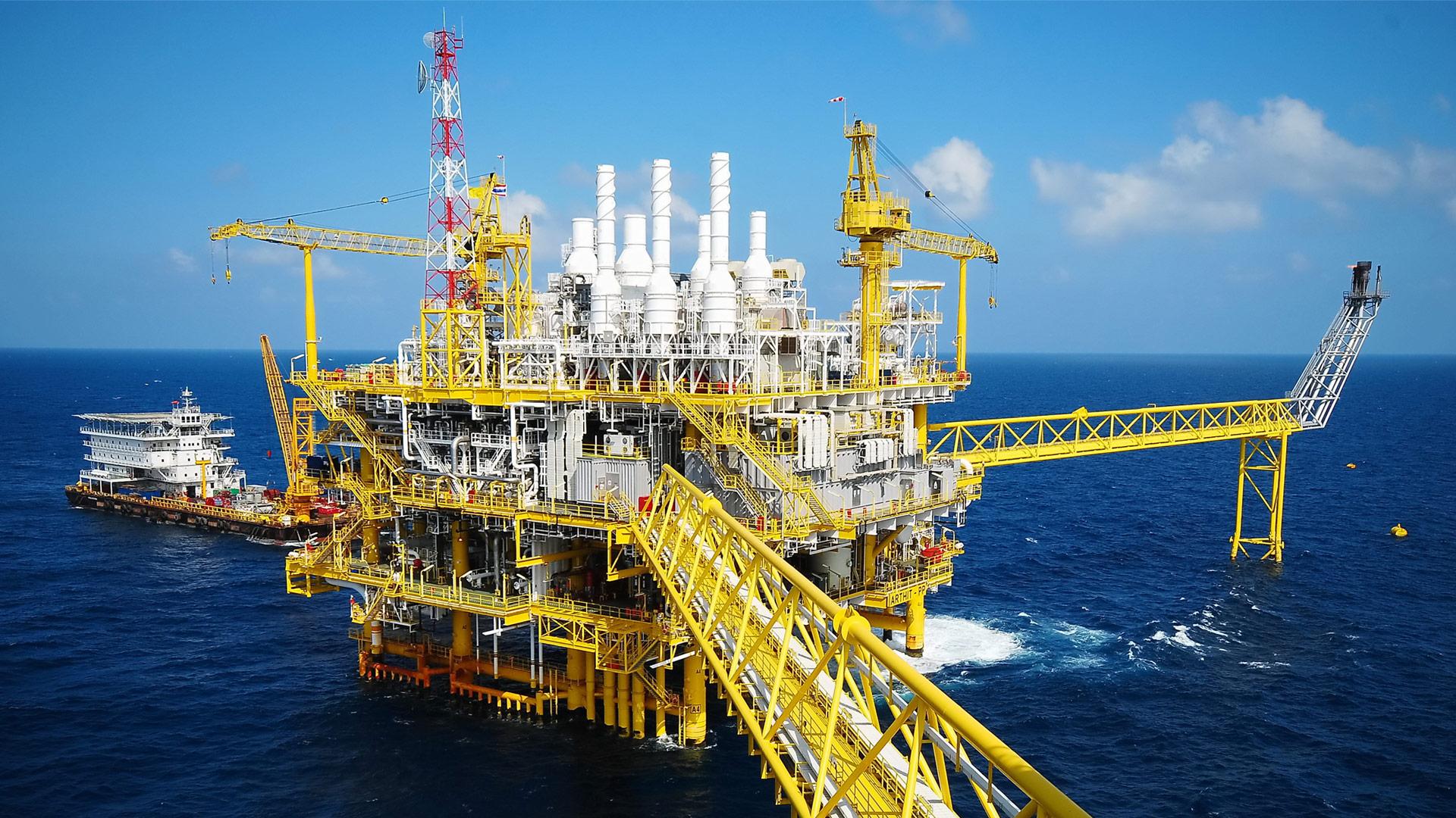 Offshore instrumentation platform