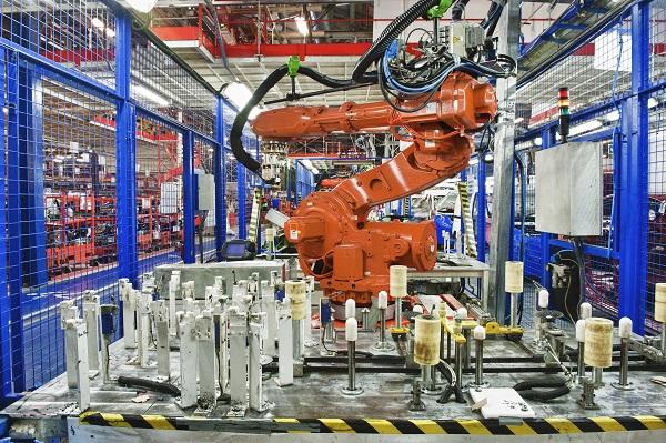 connectors for robotic machines